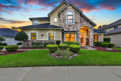 Jacksonville Single Family Home For Sale: 3654 Highland Glen Way W