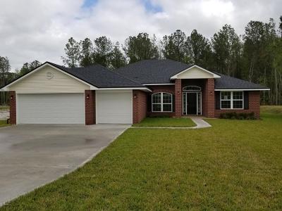 Jacksonville Single Family Home For Sale: 9519 Garden St