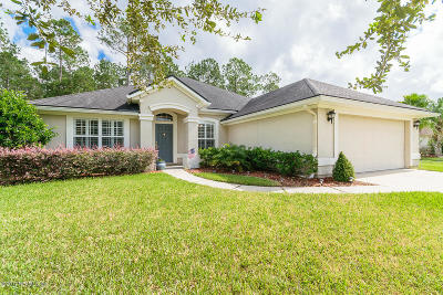 St Augustine Single Family Home For Sale: 1548 W Windy Willow Dr