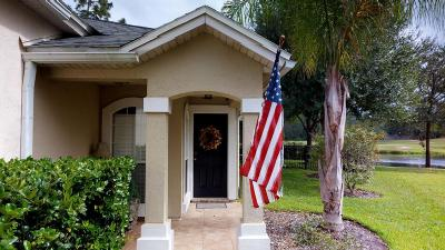 St Augustine Single Family Home Contingent Take Backup: 1949 E Lymington Way