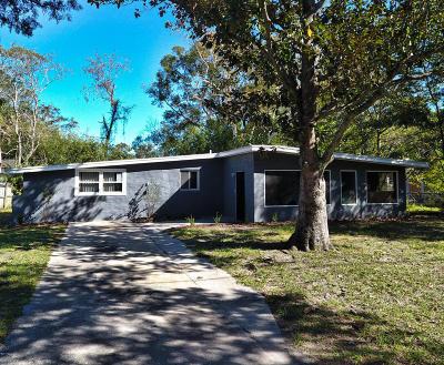 Jacksonville Single Family Home For Sale: 7815 La Trec Dr