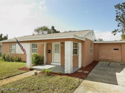 Jacksonville Beach Single Family Home Contingent Take Backup: 1818 10th St N