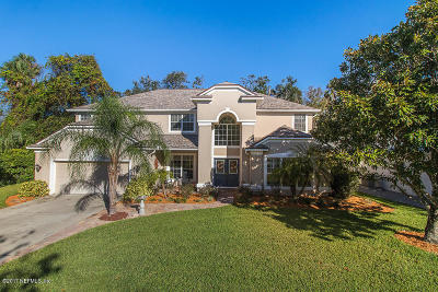 Ponte Vedra Beach Single Family Home For Sale: 3216 Fiddlers Hammock Ln