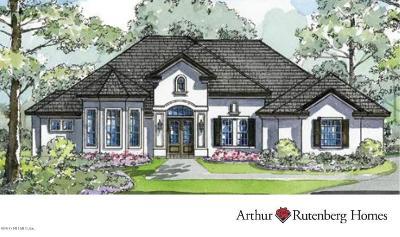 St Augustine Single Family Home For Sale: 612a Santa Teresa Ct