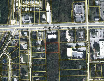 Orange Park Residential Lots & Land For Sale: 666 Kingsley Ave