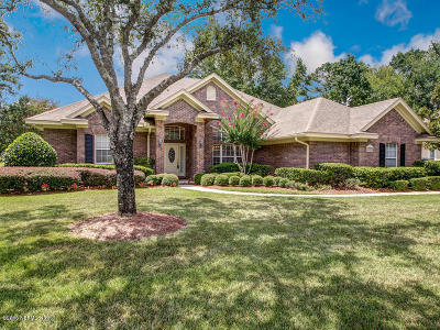 Orange Park Single Family Home For Sale: 586 Thornwood Ln