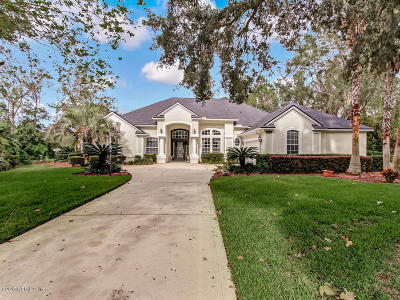 Jacksonville Single Family Home For Sale: 10075 Persimmon Hill Ct
