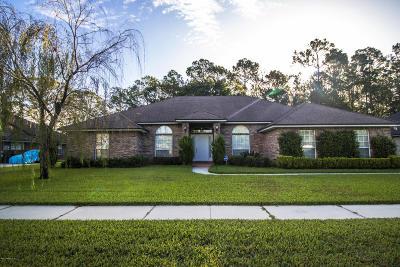 Jacksonville Single Family Home For Sale: 1521 Crichton Rd W