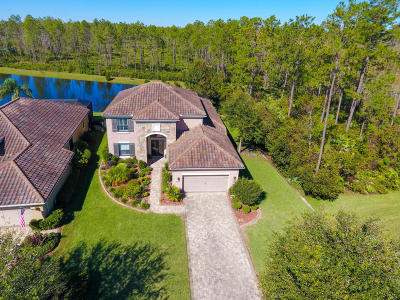 Ponte Vedra Single Family Home For Sale: 12 Winding Path Dr