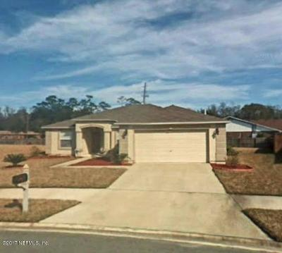 Duval County Single Family Home For Sale: 10957 River Falls Dr