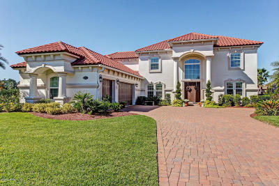 Ponte Vedra Single Family Home For Sale: 256 Auburndale Dr