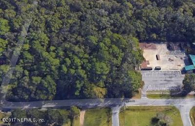 Orange Park Residential Lots & Land For Sale: Fromhart St
