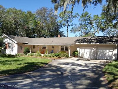 Single Family Home For Sale: 3817 Magnolia Point Ln