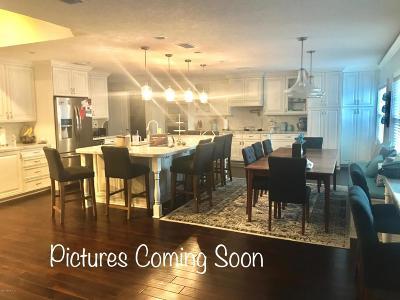 Jacksonville Single Family Home For Sale: 13075 Lanier Rd