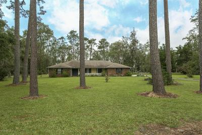 Single Family Home For Sale: 17450 Eagle Bend Blvd
