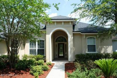 St Augustine Single Family Home For Sale: 5032 Clayton Ct