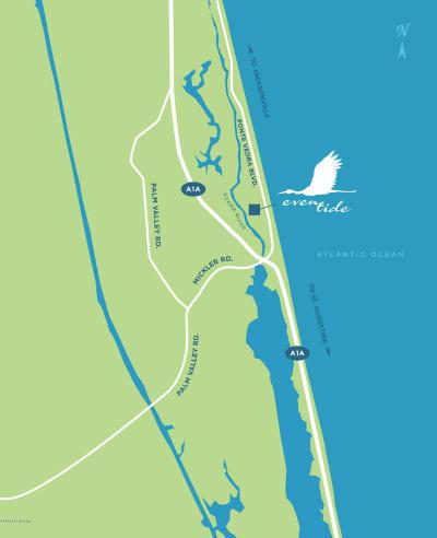 Atlantic Beach, Fernandina Beach, Jacksonville Beach, Neptune Beach, Ponte Vedra Beach Residential Lots & Land For Sale: Lot 2 Sea Glass Way