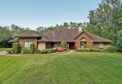 Jacksonville Single Family Home For Sale: 2653 Riverport Dr N