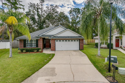 Fleming Island Single Family Home For Sale: 2329 Side Wheel Ct