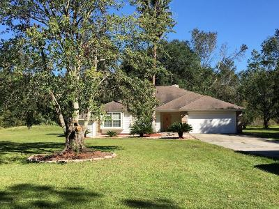 Single Family Home For Sale: 4550 County Road 13 S