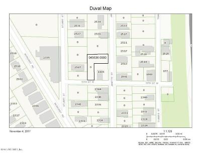 Residential Lots & Land For Sale: 15th St W