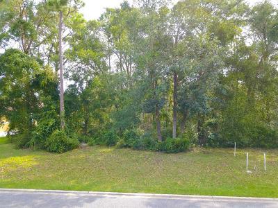 Atlantic Beach, Fernandina Beach, Jacksonville Beach, Neptune Beach, Ponte Vedra Beach Residential Lots & Land For Sale: 862408 N Hampton Club Way