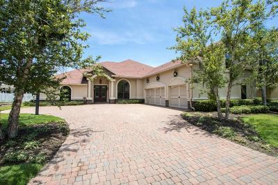 Fleming Island Single Family Home For Sale: 1613 Fairway Ridge Dr