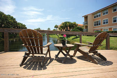 Jacksonville Beach Condo For Sale: 109 25th Ave S #O33