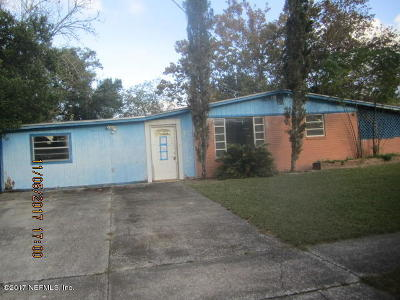 Duval County Single Family Home For Sale: 5615 Fiat Ln