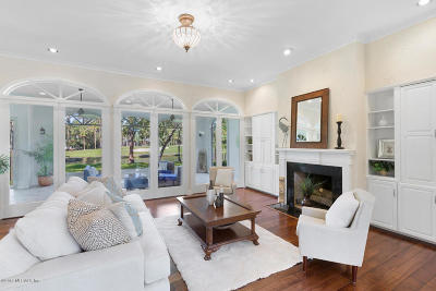 St. Johns County Single Family Home For Sale: 7630 Founders Way