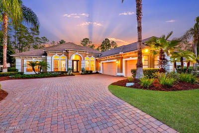 Ponte Vedra Single Family Home For Sale: 247 Topsail Dr