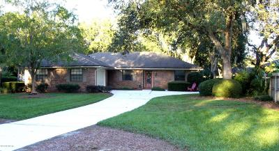 St Johns Single Family Home For Sale: 1243 Wild Turkey Ct