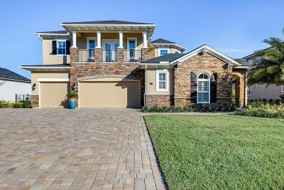 St. Johns County Single Family Home For Sale: 446 Old Bluff Dr