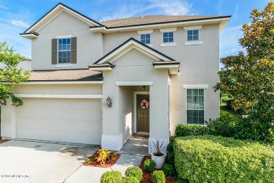 St. Johns County Single Family Home For Sale: 120 Cresthaven Pl