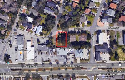 Atlantic Beach, Fernandina Beach, Jacksonville Beach, Neptune Beach, Ponte Vedra Beach Residential Lots & Land For Sale: 620 Sturdivant St