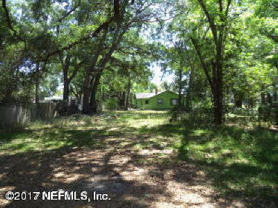 Residential Lots & Land For Sale: 3232 Hunt St