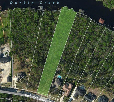 St. Johns County Residential Lots & Land For Sale: 3075 Bishop Estates Rd