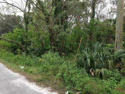 St Augustine Residential Lots & Land For Sale: Lot 11 Webb St