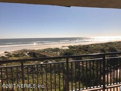 Duval County, St. Johns County Condo For Sale: 6240 A1a S #404