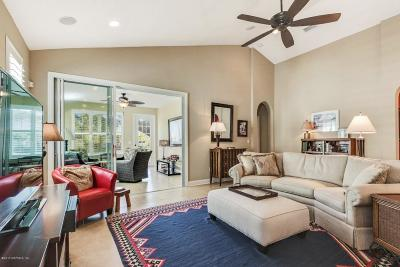 St Augustine Single Family Home For Sale: 620 N Legacy Trail