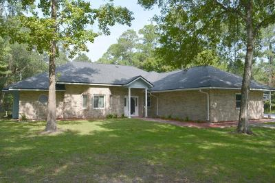 Middleburg Single Family Home For Sale: 630 Plantation Dr