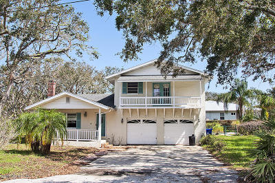 St Augustine Single Family Home For Sale: 3780 Wahoo Dr