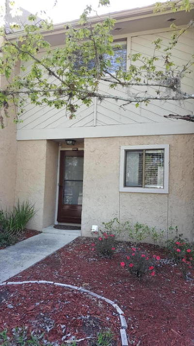 Jacksonville Condo For Sale: 3801 Crown Point Rd #3093