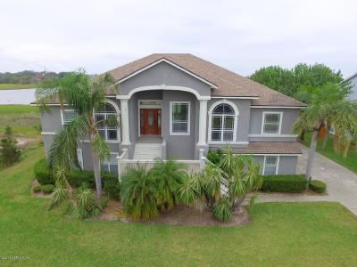 Jacksonville Single Family Home For Sale: 7213 Ramoth Dr
