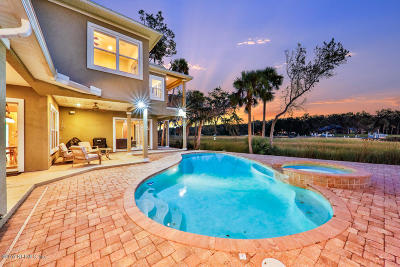 Neptune Beach Single Family Home For Sale: 1960 Tara