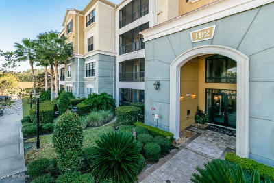 St. Johns County Condo For Sale: 192 Orchard Pass Ave #521