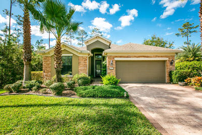 St. Johns County Single Family Home For Sale: 111 Strolling Trl