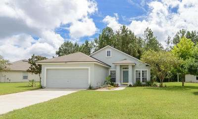 St Augustine Single Family Home For Sale: 2220 Blackstone Way