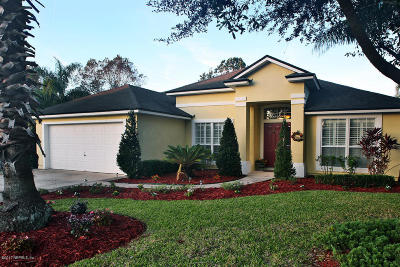 Fleming Island Single Family Home For Sale: 2025 Trailing Pines Way