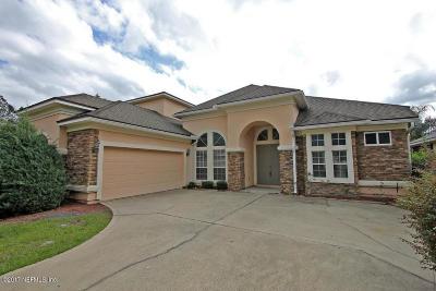 Bartram Springs Single Family Home For Sale: 14480 Magnolia Springs Ln